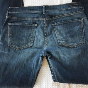 CITIZEN OF HUMANITY DENIM JEANS SIZE 31